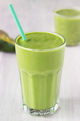 Green Energizer Smoothie recipe by Chrissy Denton