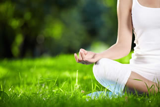 Health article, the art of mindfulness by Chrissy Denton